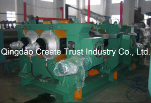 New Technical Rubber Refining Mill with ISO9001 Standards pictures & photos