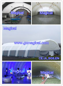 Inflatable Giant Tent Mic-156) pictures & photos