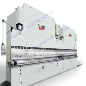 2-Wc67k Hydraulic CNC Metal Bending Machine pictures & photos