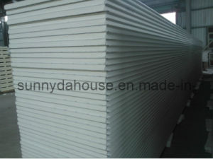 PU Wall Sandwich Panel / PU Roof Sandwich Panel (SD-2505) pictures & photos