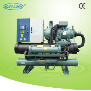 Hanbell Compressor Central Air Conditioner Screw Type Water Chiller pictures & photos