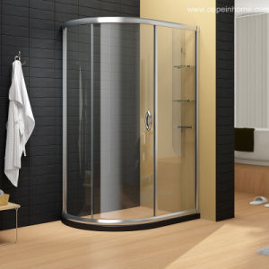 Oppein Clear Simple Shower Room (OP-F0521)