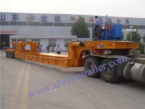 Heavy Duty Transportation Oil Tank Semi Trailer