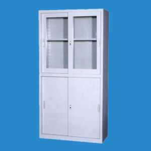 New Design Commercial Furniture Office Sliding Door Cabinet Cupboard pictures & photos