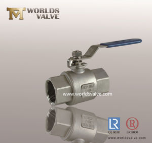 Screw Connection Mini Ball Valve pictures & photos