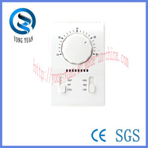 Low Price Mechanical Room Temperature Thermostat (BS317F) pictures & photos