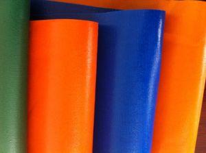 600d*600d PVC Coated Waterproof Tent Tarpaulin