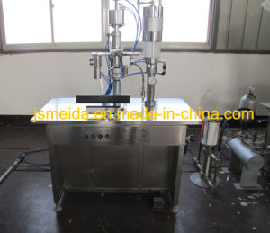 3-in-1 Aerosol Filling Machine (QGBS) pictures & photos