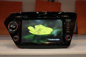 Double DIN Car DVD GPS for KIA K2 (TS8762)