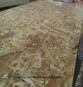 OSB High Quality Oriented Strandboard for Packing pictures & photos