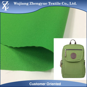 600d Plain PU Coating Polyester Oxford Fabric for Backpack/Bag/Tent/Cushion pictures & photos
