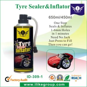 High Quality Tubeless Tyre Inflator Sealer pictures & photos