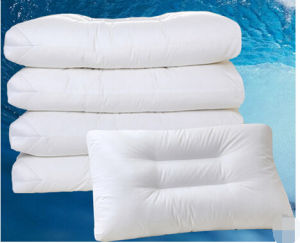 100% Cotton 5 Stars Hotel Pillow (T12) pictures & photos