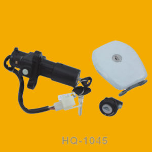 High Quality Motorbike Lock Set, Motorcycle Lock Set for Hq1045 pictures & photos