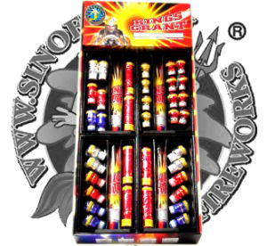 Assorted Artillery Shells 1.75′′ Fireworks pictures & photos