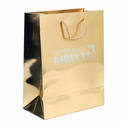 Paper Shopping Bag with Cmyk Printing for Promotion pictures & photos