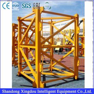 10t D2430 Luffing Jib Top Building Crane, 1t-25t Derrick Crane pictures & photos