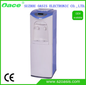 Hot & Cold Water Dispenser with Refrigerator (20LB)