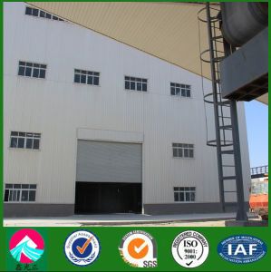 Portal Frame Prefabricated Steel Structure Wokshop pictures & photos