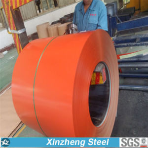 0.35*900mm PPGI Cold Rolled Pre-Painted Galvanized Steel Coil with Oil pictures & photos