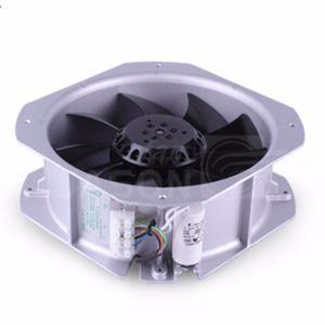 115V 60Hz Single Phase 500 Cfm 2700 Rpm Axial Fan for CNC Machine Fj22081mab pictures & photos