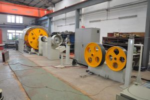 Planetary Type Wire and Cable Twisting Bunching Machine pictures & photos