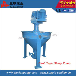 Vertical Froth Slurry Pump by Anhui Sanlian pictures & photos
