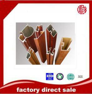 High Quality Aluminium Profile Wood Grain, Thermal Break, Anodizing pictures & photos