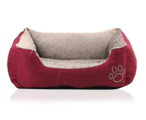 Dog Cat Puppy Bed Soft Warm Pet Bed (bd 5021)