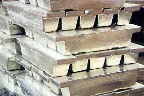 High Quality Tin Ingot 99.9%