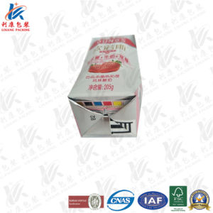 200ml Prisma Packaging for Milk pictures & photos