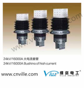 High-Current Transformer Bushing Used for Power Distribution pictures & photos