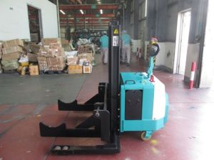 (PBS-12e) Feeler 2ton Battery Pallet Stacker with Intelligent System pictures & photos