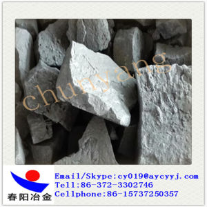 2017 Hot Sale Low Price Casi Alloy / Calcium Silicon Lump for Steel Industry pictures & photos