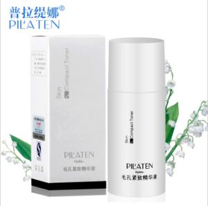 Pilaten Skin Compact Toner Hydra Essens Care Shrink Pores Oil Control Serums for Face Skin Care Essence pictures & photos