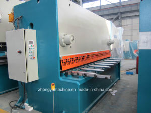 Top Quality Hydraulic Shearing Machine QC11y-12mm/3200mm pictures & photos