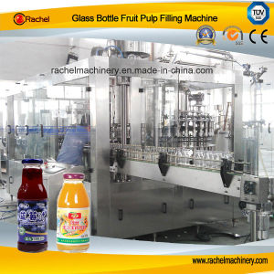 Automatic Blueberry Jam Filling Capping Machine pictures & photos