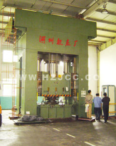 Hjy27-1000 Single-Action Hydraulic Press Machine pictures & photos