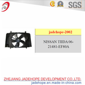 Electronic Cooling Fan for The Tiida of Nissan pictures & photos