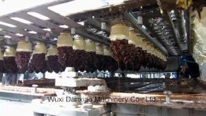 Cone Ice Cream Chocolate Coat Machine pictures & photos