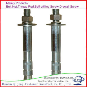 Machine Anchor, Stainless Steel, China. pictures & photos