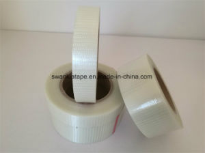 Heavy Duty Filament Reinforced Strapping Tape /Fiberglass Tape pictures & photos