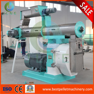 Animal/Poultry/Cattle/Chicken/Goat/Horse Feed Pellet Granulator pictures & photos
