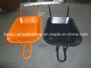 Wb6200-2 Nigeria Market Big Wheelbarrow pictures & photos
