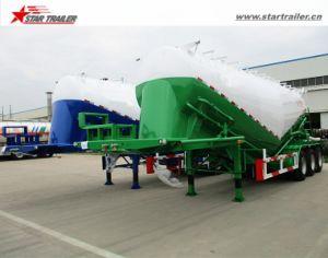 New 60cbm Dry Powder Transport Tank Trailer pictures & photos
