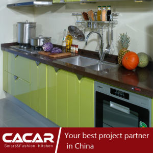 Animation Environ-Protective Stoving Varnish Lacquer Kitchen Cabinet (CA12-10) pictures & photos