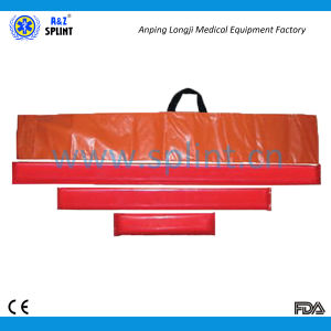Medical Wood Splint for Fracture Immobilization