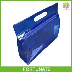 Wholesale Soft PVC Cosmetic Bags with Zipper pictures & photos