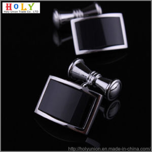 Popular Cufflinks Agate Cuff Links (Hlk31341) pictures & photos