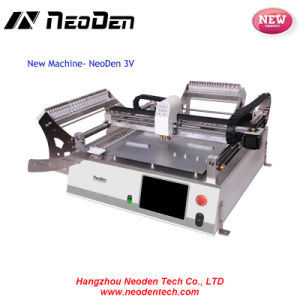 Neoden3V SMT LED Assembly Machine, PCB Pick and Place Machine-44 Feeders pictures & photos